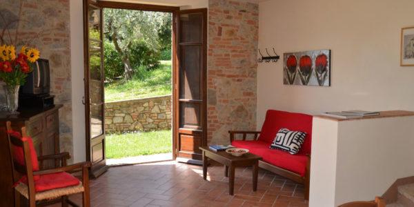 Cerveteri, Rigone in Chianti, agriturismo e relax con piscina in Toscana