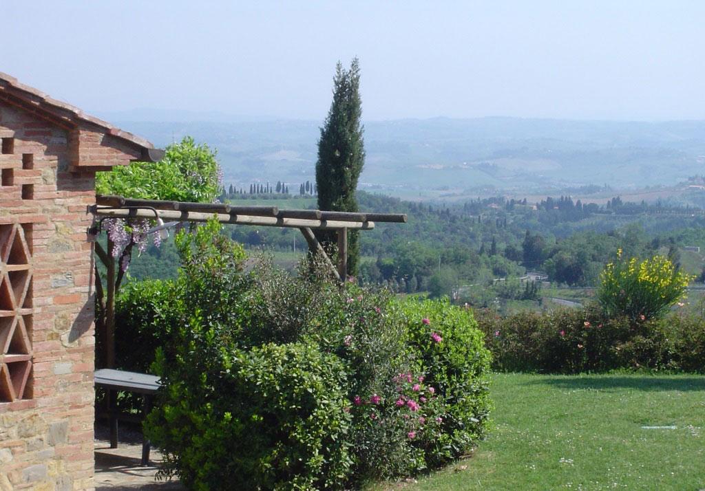 Fienile, Rigone in Chianti, agriturismo e relax con piscina in Toscana
