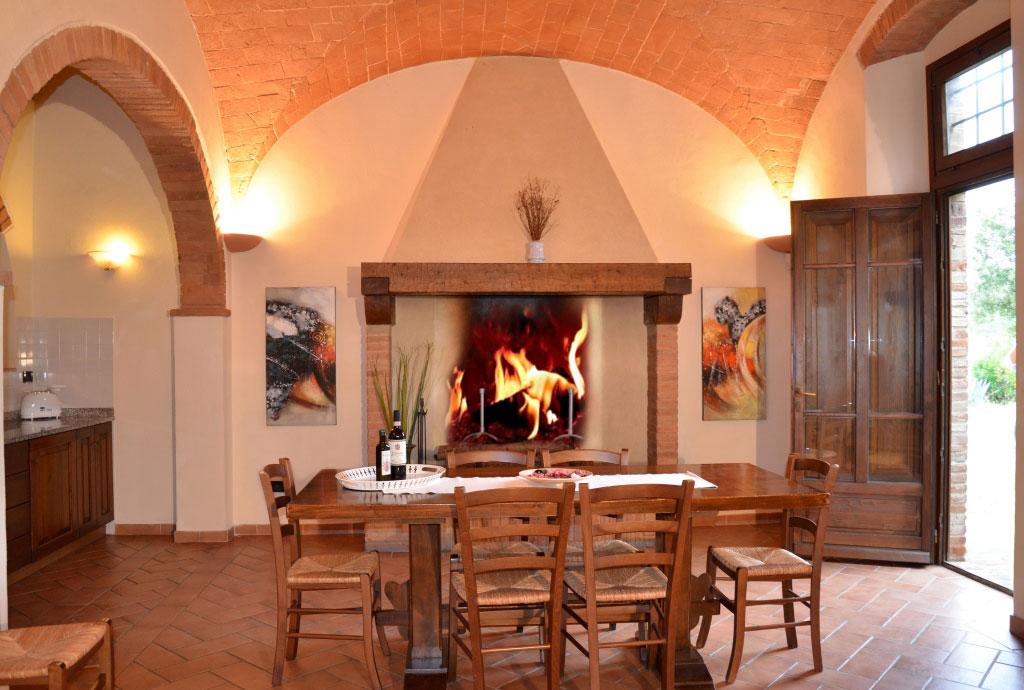 Populonia, Rigone in Chianti, agriturismo e relax con piscina in Toscana