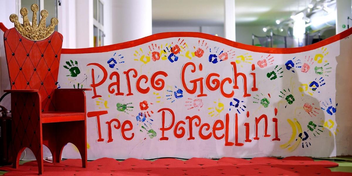 Parco Giochi Tre Porcellini, Rigone in Chianti, agriturismo