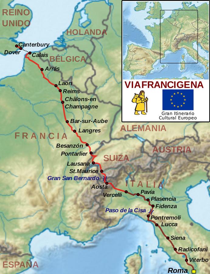 Via Francigena, Rigone in Chianti, agriturismo